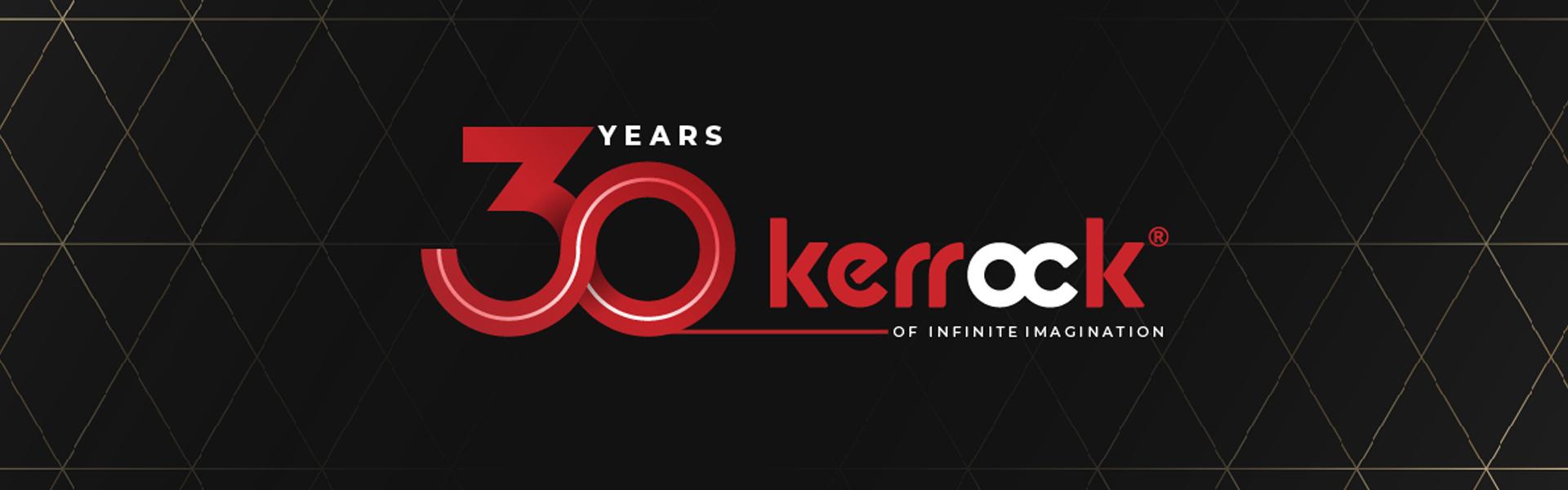 30 YEARS OF KERROCK